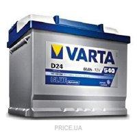 Фото Varta 6СТ-60 BLUE dynamic (D24)