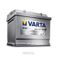 Фото Varta 6СТ-63 SILVER dynamic (D15)