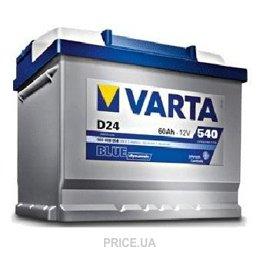 Varta 6СТ-74 BLUE dynamic (E11)