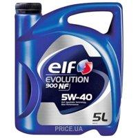 Фото ELF Evolution 900 NF 5W-40 5л