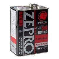 Фото Idemitsu Zepro Racing 5W-40 4л