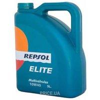 Фото Repsol Elite Multivalvulas 10W-40 5л
