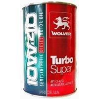 Фото Wolver Turbo Super 10W-40 1л