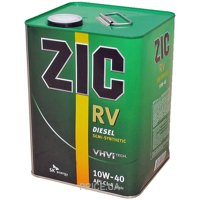 Фото ZIC RV Diesel 10W-40 4л