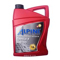 Фото Alpine Special F 5W-30 4л