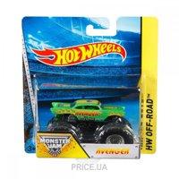 Фото Hot Wheels Машина-внедорожник Monster Jam, в ассорт. (BHP37)