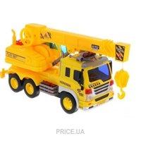 Фото Dave Toy Подъемный кран Junior Trucker (33025)