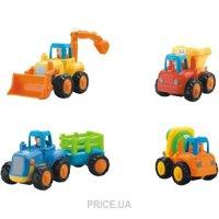 Фото Huile Toys Грузовичок (комплект из 4 шт) (326)