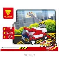 Фото Dreamlock Пожарные спасатели Пожарная машина (4226)