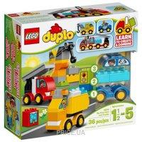 Фото LEGO Duplo 10816 Мои первые машинки