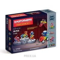 Фото Magformers Hi-Tech Power Sound set 63115