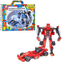 Фото S+S Toys Очумелые игрушки ES80383R 195 деталей