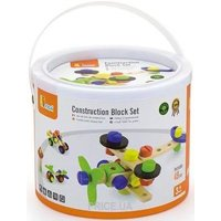 Фото Viga Toys Construction Block Set 50383