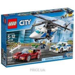 Фото LEGO City 60138 Стремительная погоня