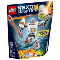 Фото LEGO Nexo Knights 70366 Боевые доспехи Ланса