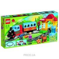 Фото LEGO Duplo 10507 Мой первый поезд