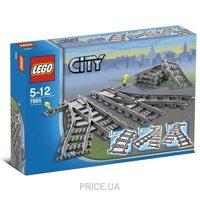 Фото LEGO City 7895 Железнодорожные стрелки