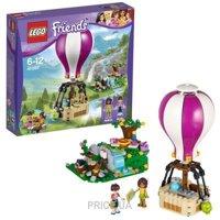 Фото LEGO Friends 41097 Воздушный шар Хартлейк Сити