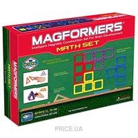 Фото Magformers Math Set 63109 100 элементов