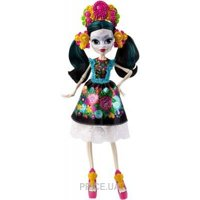 Фото Mattel Monster High Skelita Calaveras (DPH48)