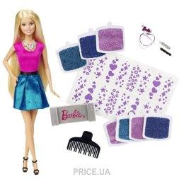 Mattel Набор Barbie Сияющие волосы (CLG18)