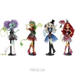Mattel Monster High Монстроцирк (в ассорт.) (CHY01)