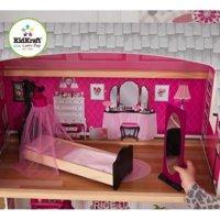 Фото Kidkraft Кукольный домик Pink And Pretty (65865)