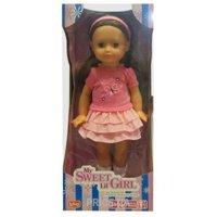Фото LOTUS ONDA Кукла в розовой кофточке (15242-1)