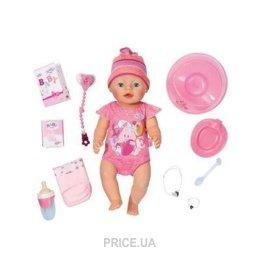 Zapf Creation Baby Born Очаровательная Малышка с чипом (822005)