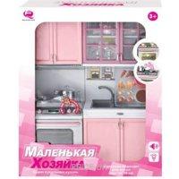 Фото QunFengToys Кукольная кухня Маленькая Хозяйка 3 (26214P/R)