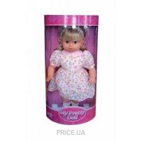 Фото LOTUS ONDA Кукла мягкая 40 см, в летнем платье (16998-1)
