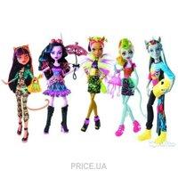 Фото Mattel Monster High Куклы серия Причудливая смесь, в ассорт. (CCB45)