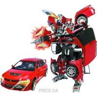 Фото Happy Well Roadbot Mitsubishi Lancer Evolution IX (51010)