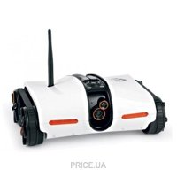 Фото Brookstone Rover App-Controlled Spy Tank with Night Vision (14766)