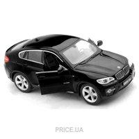 Фото Meizhi BMW X6 Black 1:24 (MZ-25019Ab)
