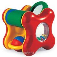 Фото Tolo Toys Развивающая игрушка куб с погремушкой (89360)