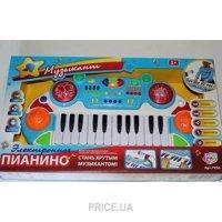 Фото Joy Toy Пианино Музыкант (7234)