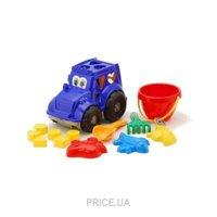 Фото Colorplast Трактор-сортер Кузнечик №3 (0343(CP0020303062))
