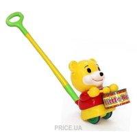 Фото Qunxing Toys Каталка Медведь (1323)
