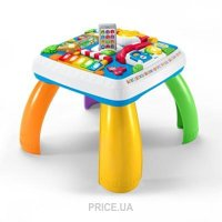 Фото Fisher Price Умный столик с технлогией Smart Stages (рус-англ) (DRH42)