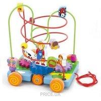 Фото Viga Toys Машинка (50120)