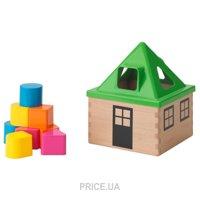 Фото IKEA Коробка-головоломка (102.948.89)