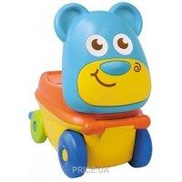 Фото BABYBABY Дорожный чемоданчик Медвежонок (3763)