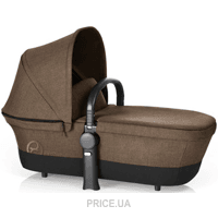 Фото Cybex Priam Carry Cot Cashmere Beige-beige
