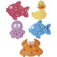 Фото Canpol Babies Мини коврики для ванной Океан 80/003
