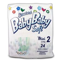 Фото BABYBABY Soft Standard Mini 2 (24 шт)