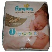 Фото Pampers Premium Care Newborn 1 (22 шт.)