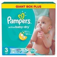 Фото Pampers Active Baby Midi 3 (126 шт.)