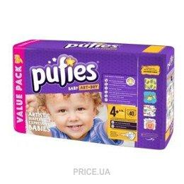 Фото Pufies Art&Dry Maxi Plus 4+ (40 шт.)