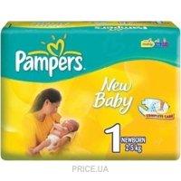 Фото Pampers New Baby Newborn 1 (27 шт.)